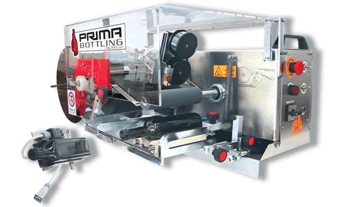 Semi-automatic labelling machine - ESA700