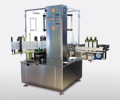 Labelling machine for square bottles - PLQ1000